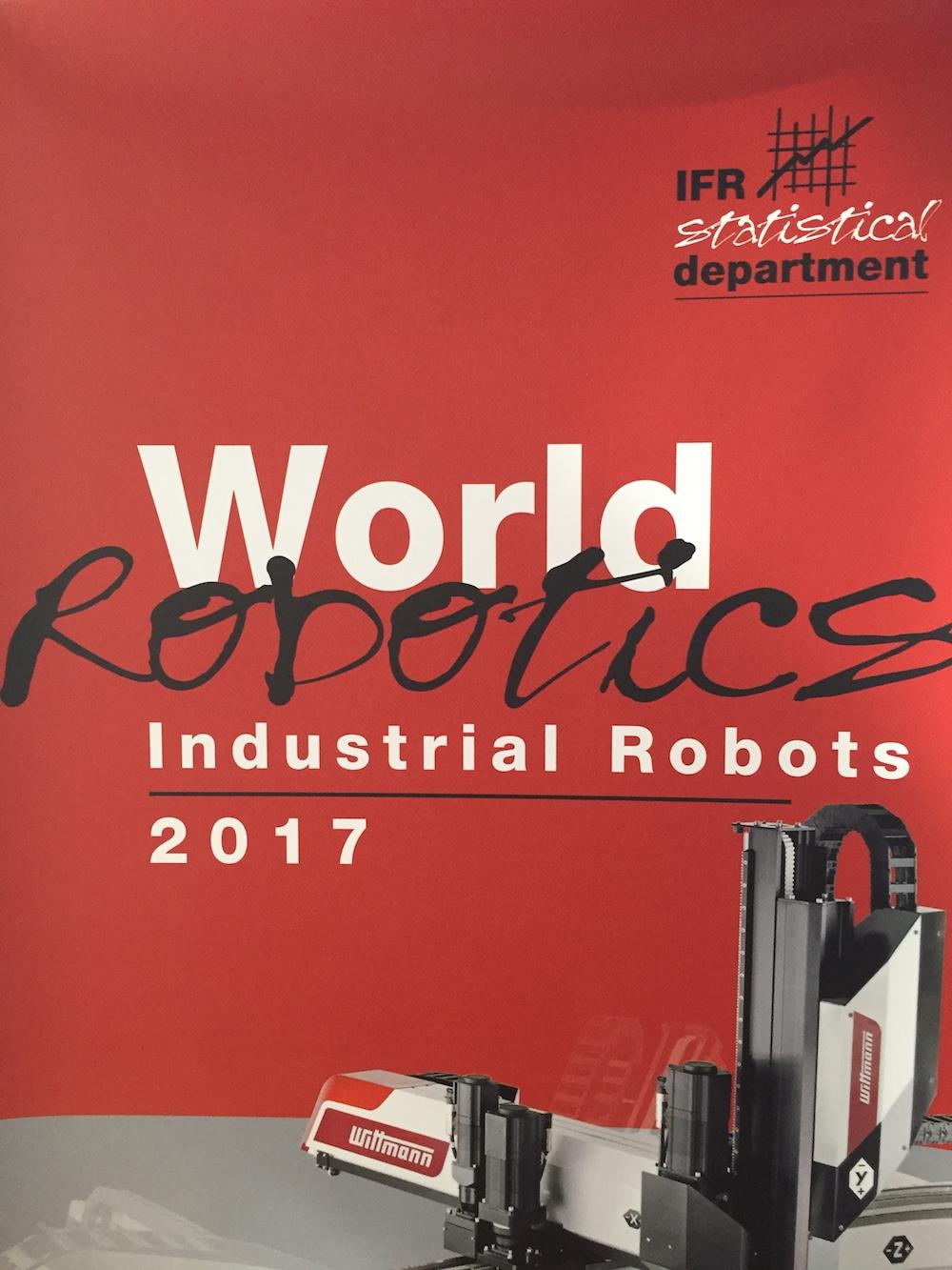 (Quelle: The International Federation of Robotics)