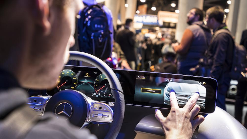Mit innovativer Technologie basierend auf künstlicher Intelligenz und einem intuitiven Bedienkonzept läutet MBUX damit eine neue Ära beim Infotainment ein. (Quelle: Mercedes-Benz)
